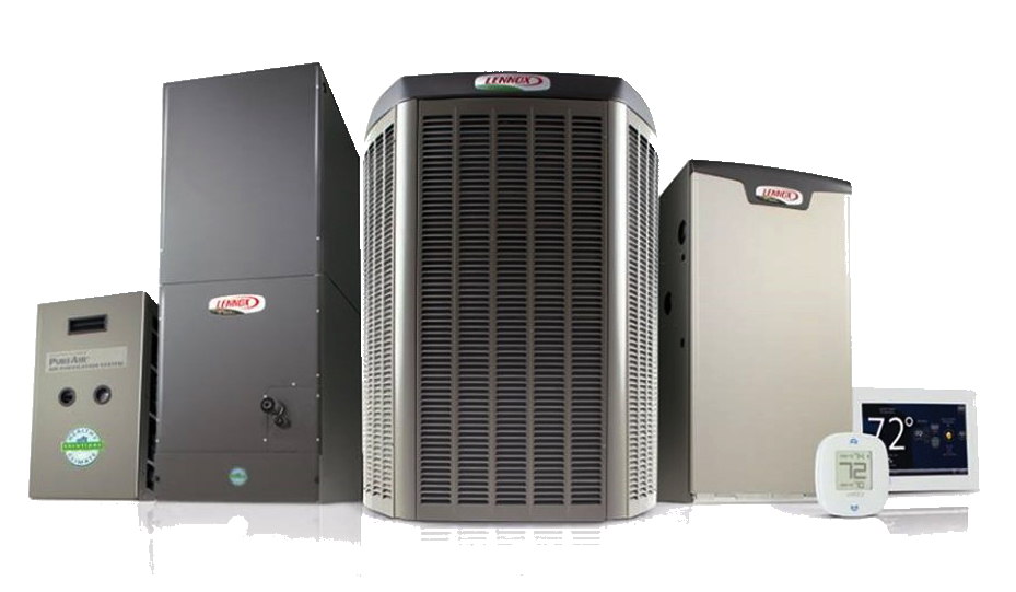 Lennox heating systems palm springs comfort air for New home heating systems